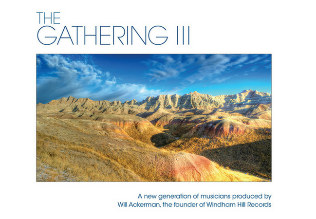 The Gathering III - with Angelo Râpan